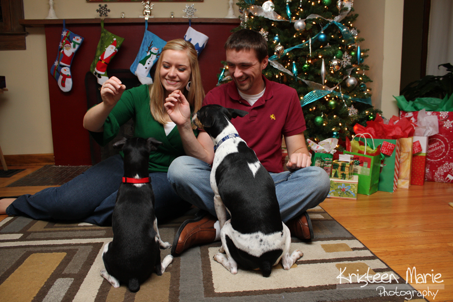 Christmas Card Pictures | Indianapolis Photographer