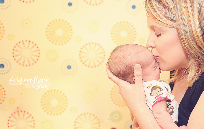 Lifestyle Newborn Picture