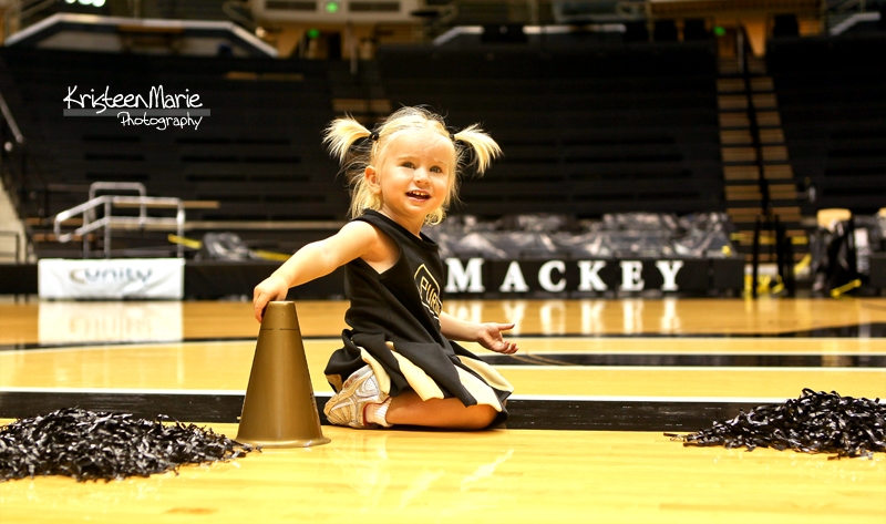 Little Cheer Leader