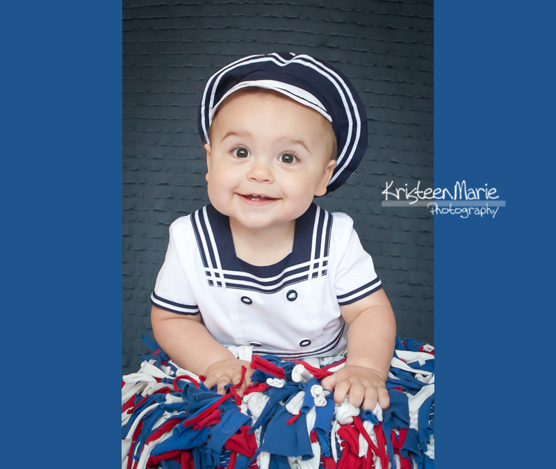 Sailor Baby Boy