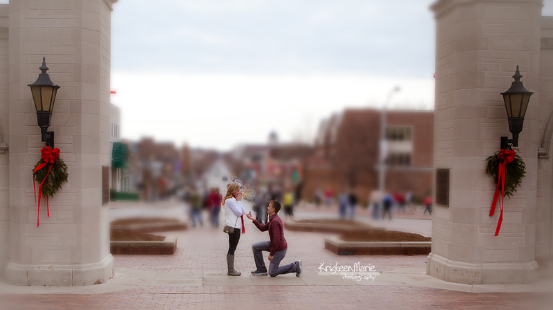 Proposal at IU's Sample Gates
