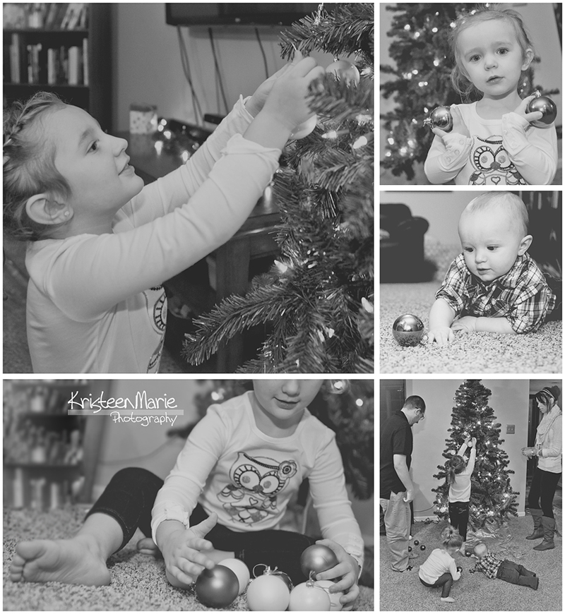 Lifestyle Photography in Indianapolis for Christmas