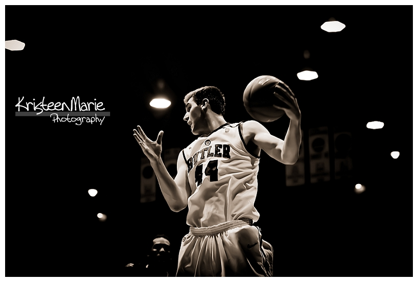 Andrew Smith #44 in Hinkle