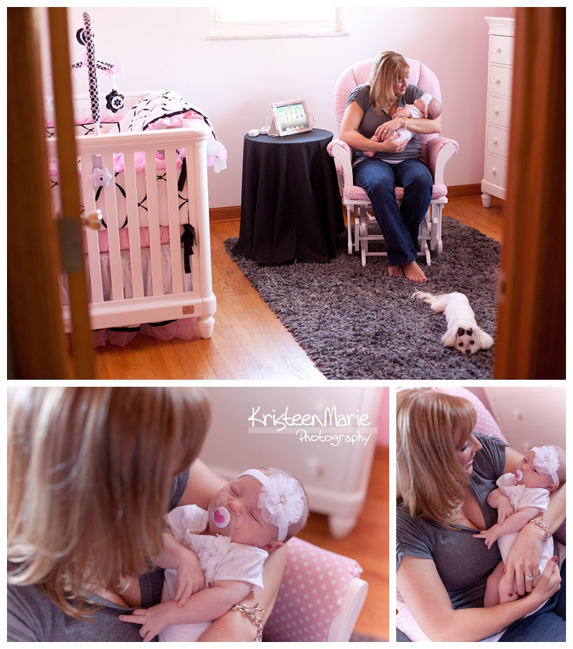 Indianapolis Newborn Lifestyle Photography