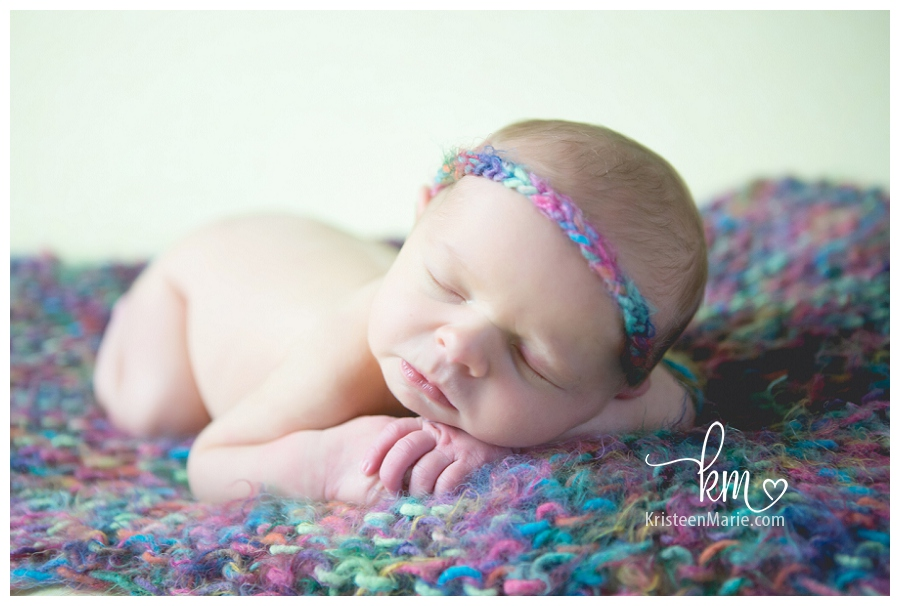 newborn photographer in Indianapolis