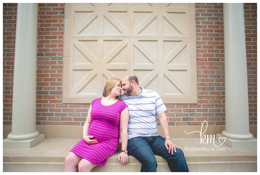 Carmel Indiana Maternity Photography