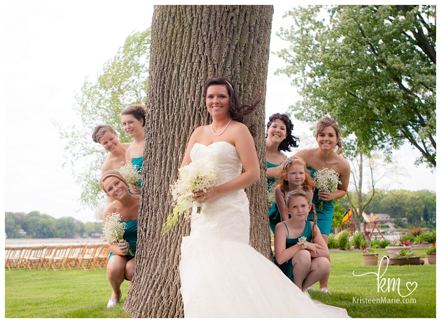 Monticello Indiana wedding picture