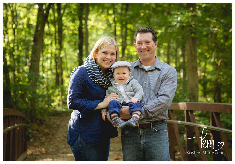 Carmel family photography