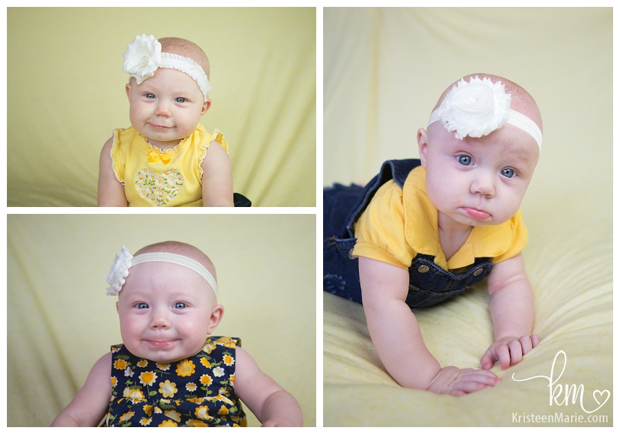 Indianapolis child photography triplets