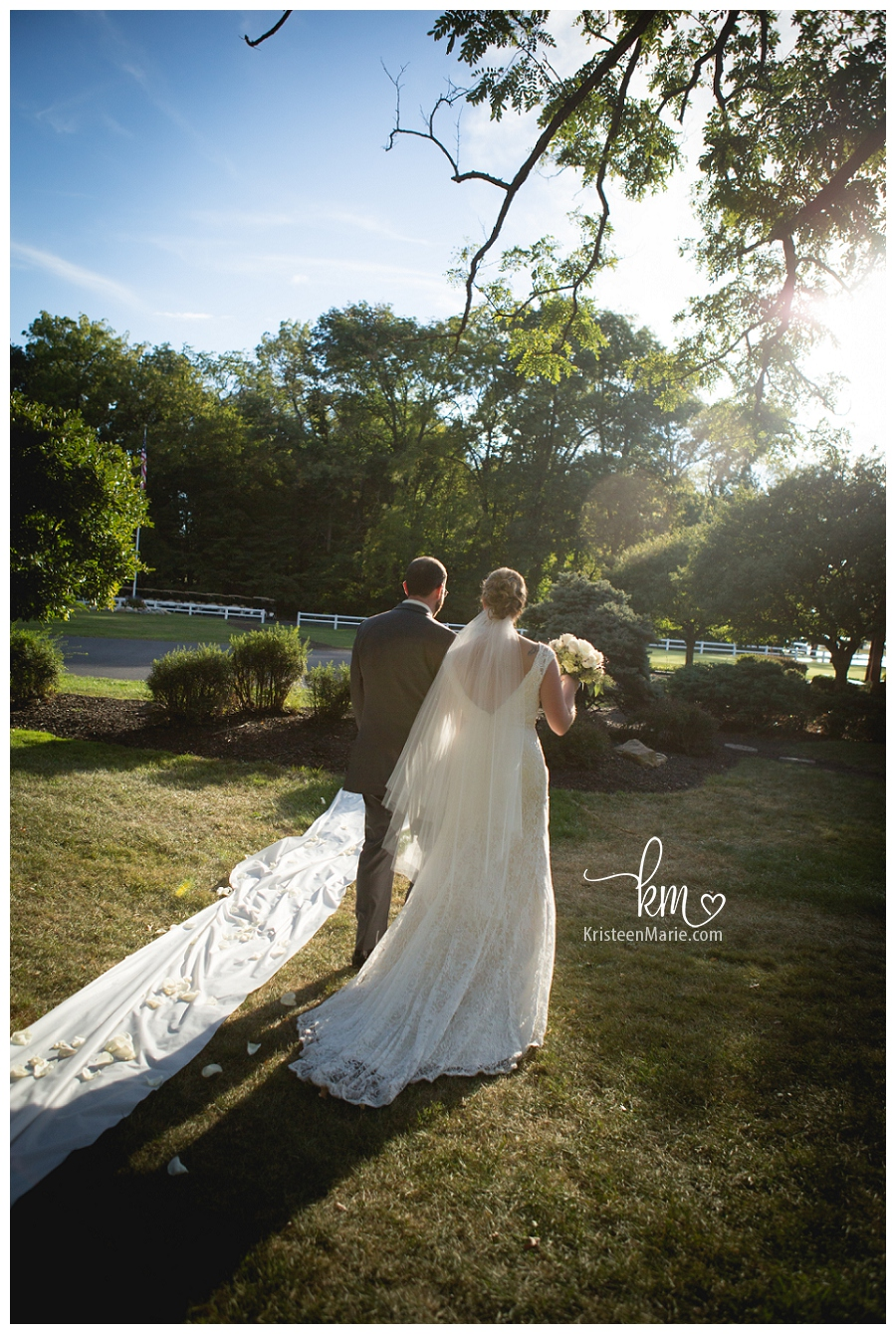 Wedding At Eagle Creek Golf Club In Indianapolis