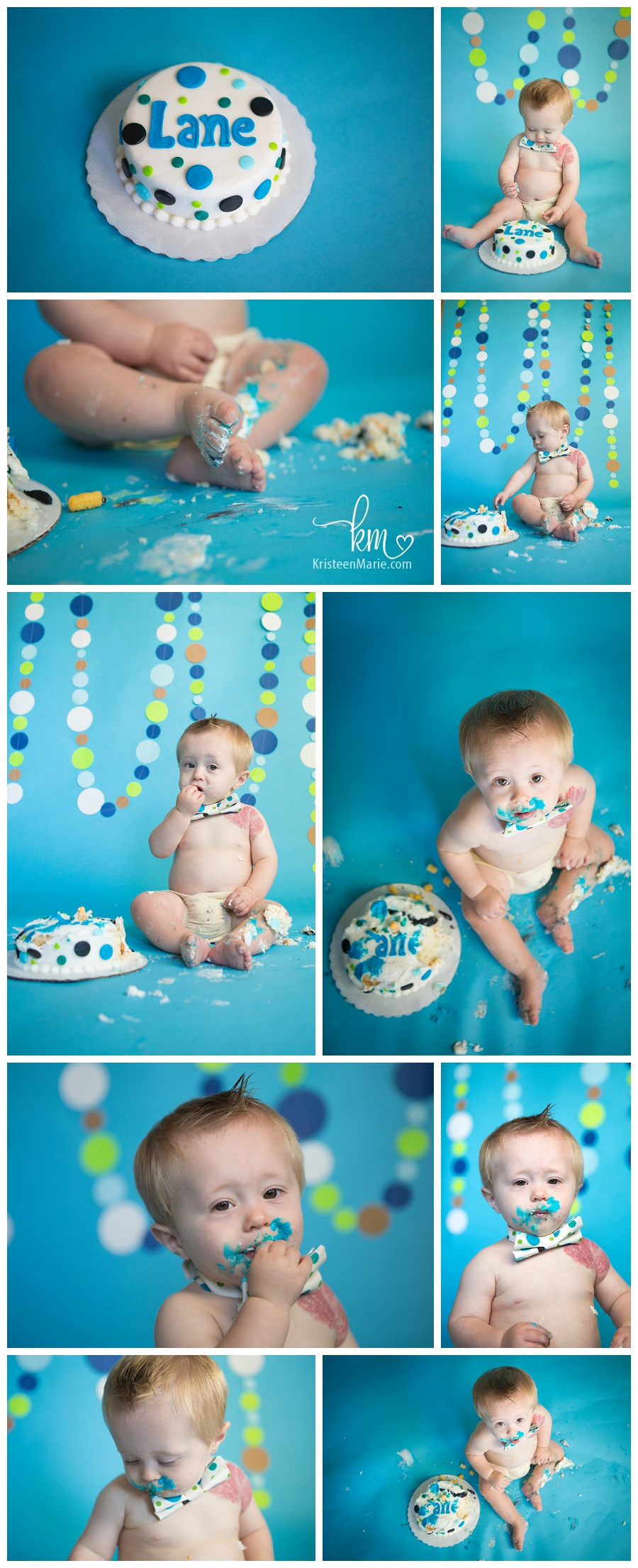 Cake Smash & First Birthday graphy