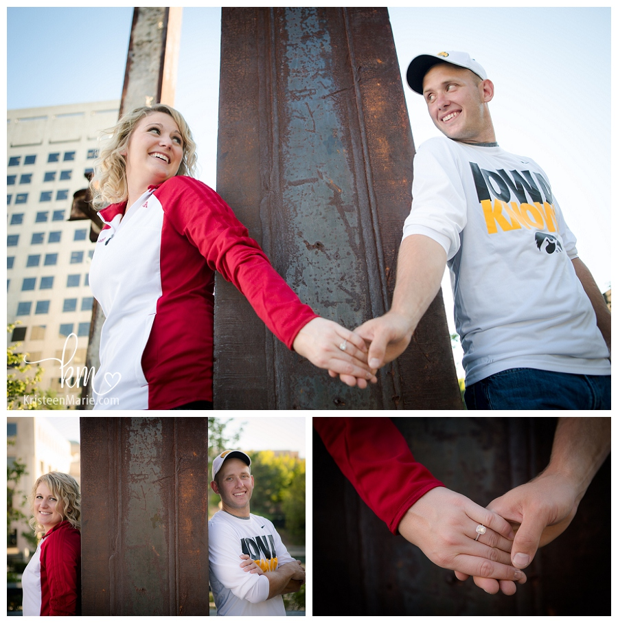 engagement pictures in Indianapolis