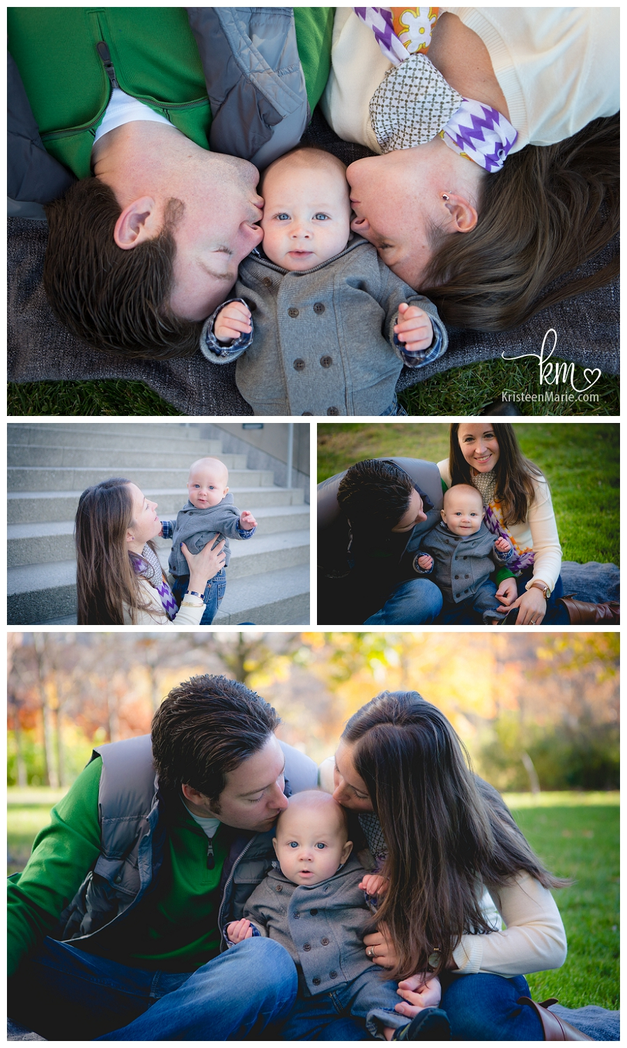 Family Photography - Downtown Indianapolis