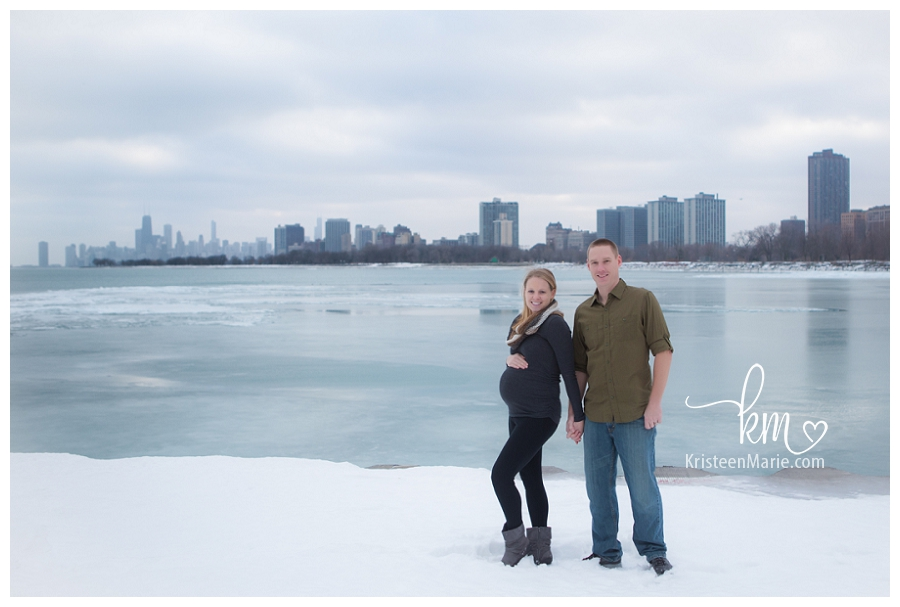 Downtown Chicago Portrait Photography