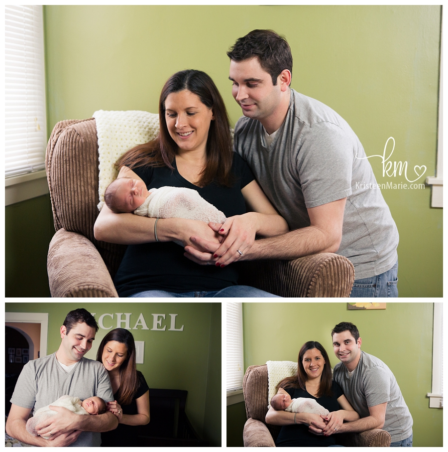 family newborn pictures