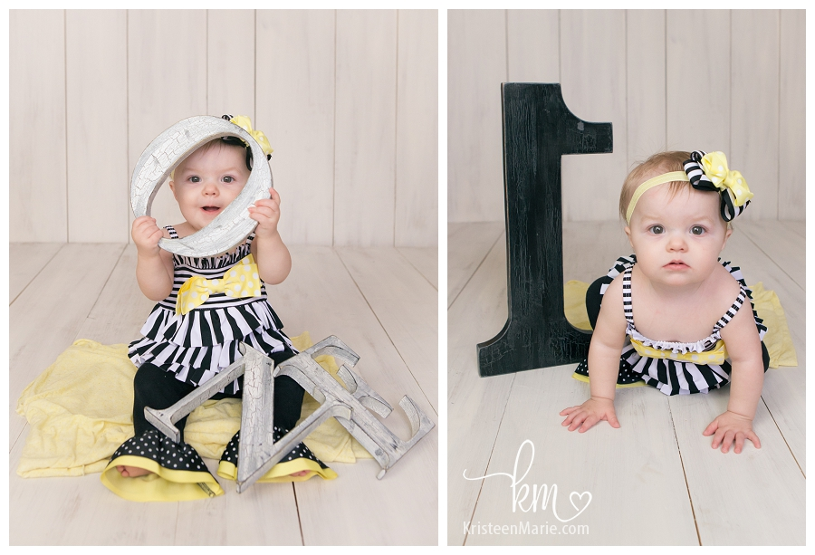 Indianapolis First Birthday Photography