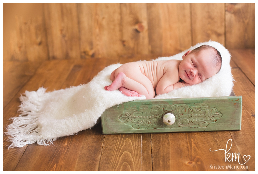newborn photography - Noblesville baby