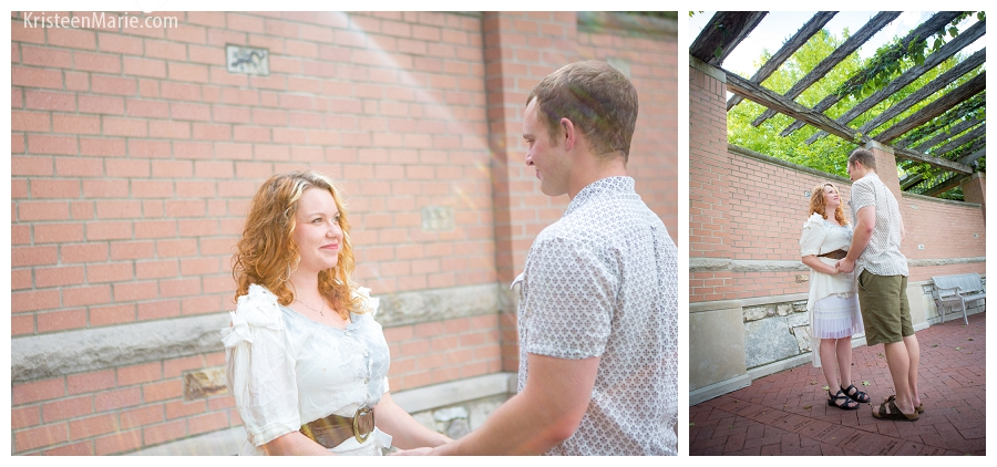 A proposal in Indianapolis