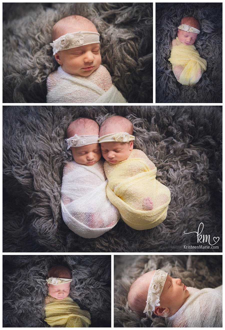 Twin Girls from Zionsville, IN