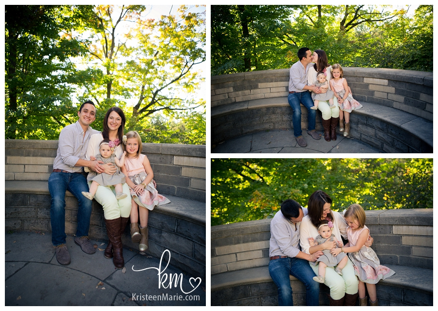 Family Photography at the Indianapolis Museum of Art
