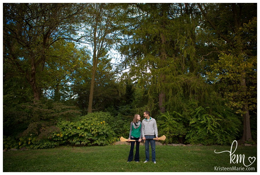 Hurling Engagement Picture