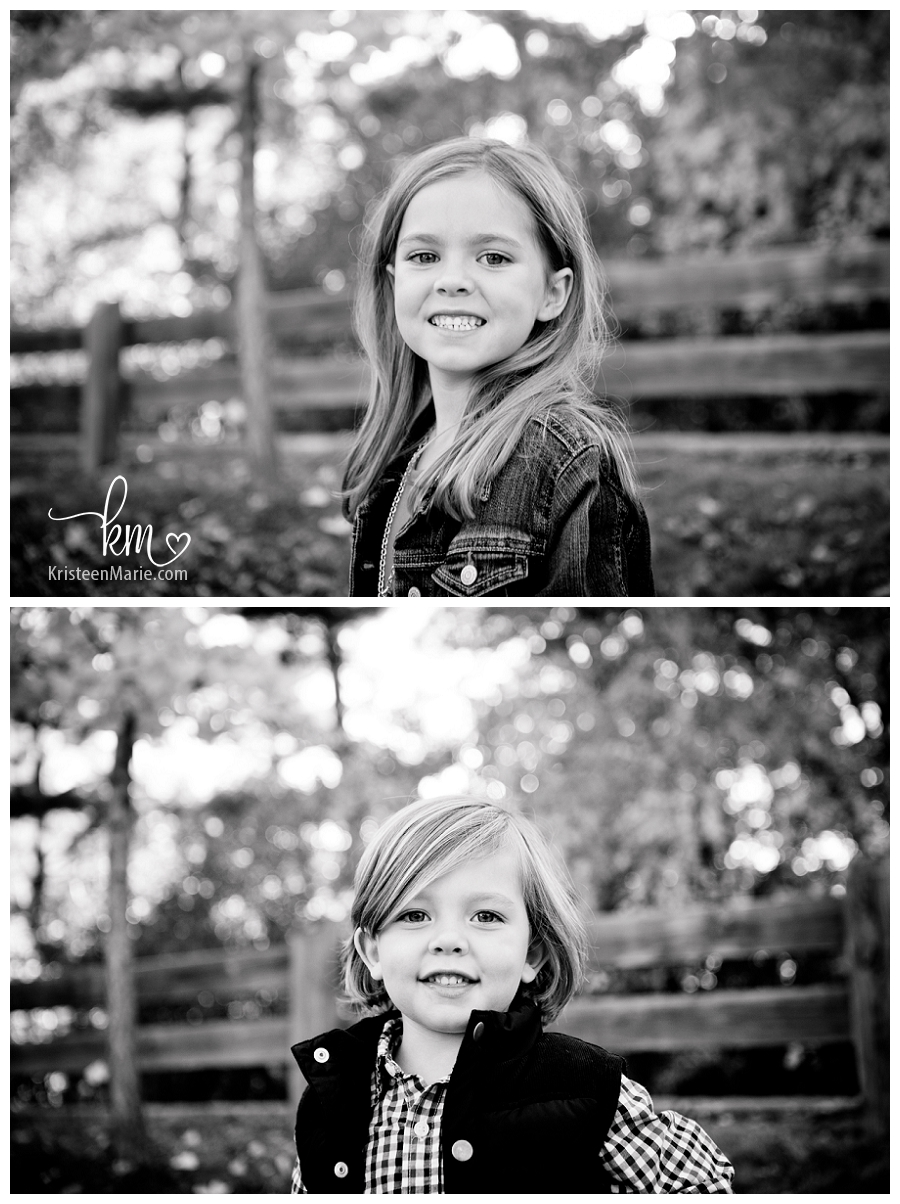 black and white kids pictures