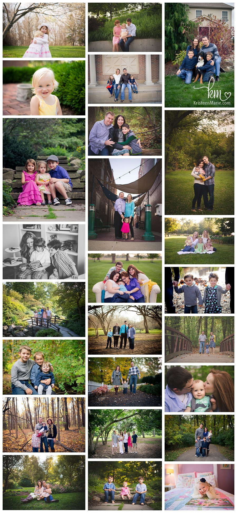 Family Photography in Indianapolis, IN
