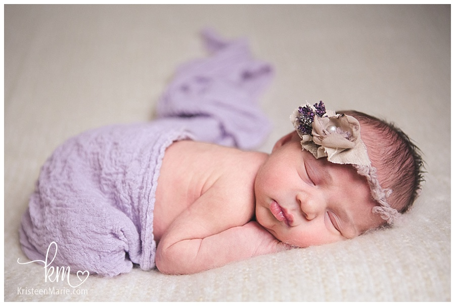 Indianapolis newborn photography