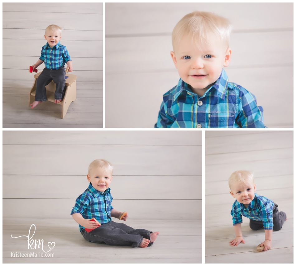 Birthday Photography Tips And Tricks: St. Patrick's Day Cake Smash Session By KristeenMarie