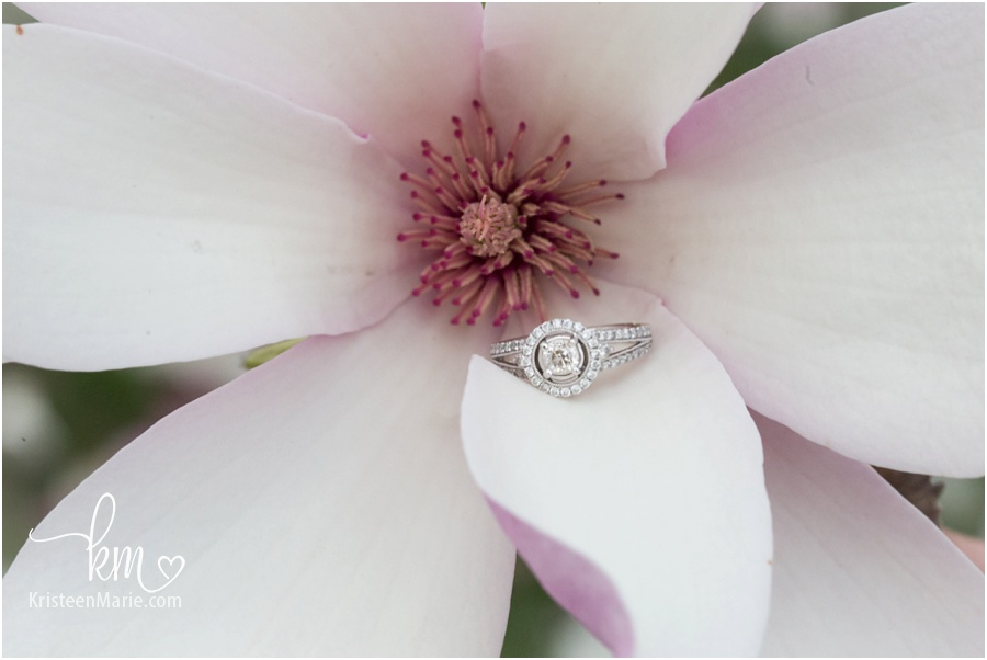 bling bling - such a lovely engagement ring