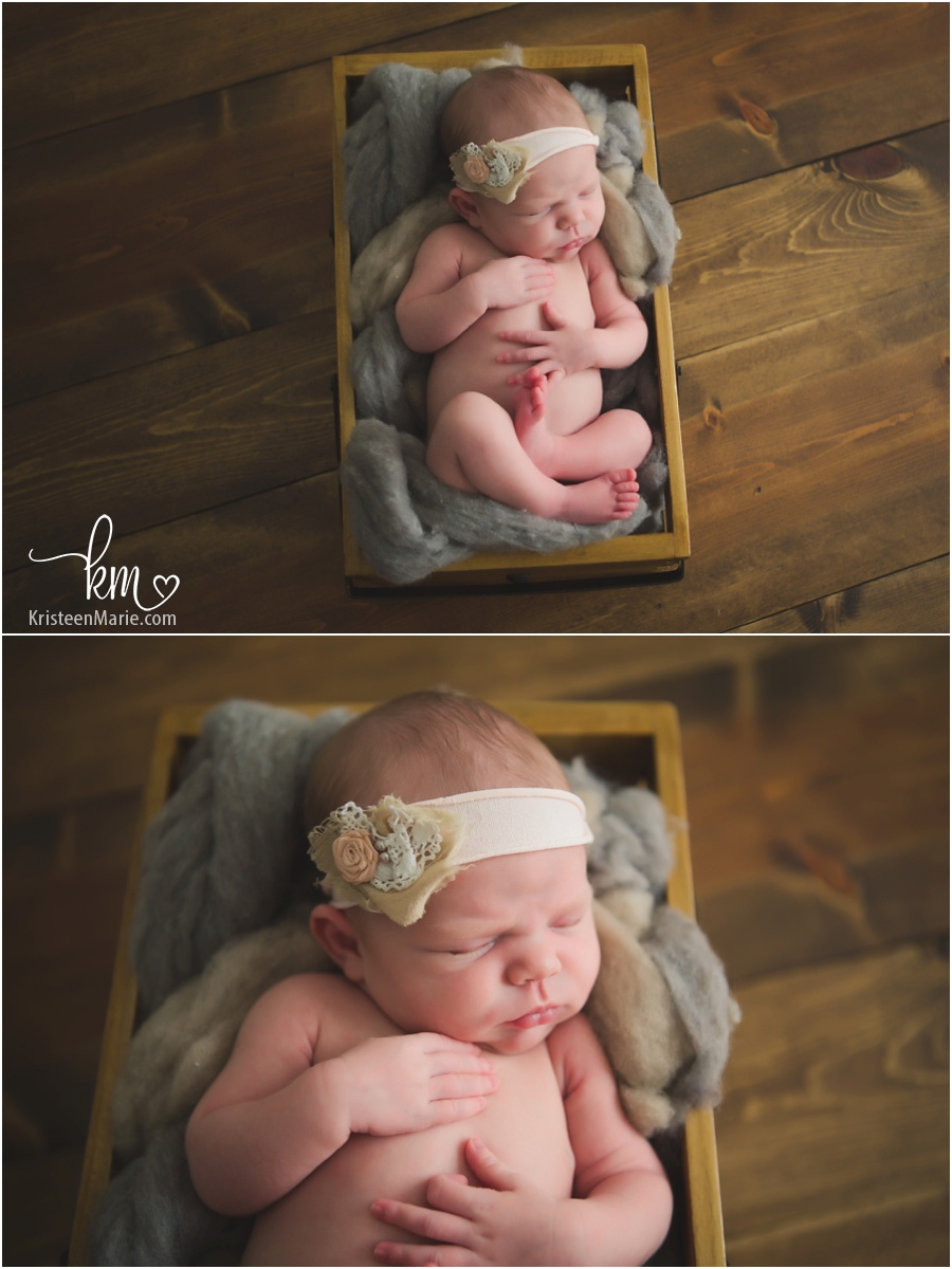 Baby Madison Zionsville Newborn Photographer