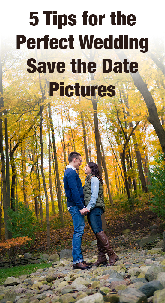 5 Tips For The Perfect Wedding Save The Date Pictures