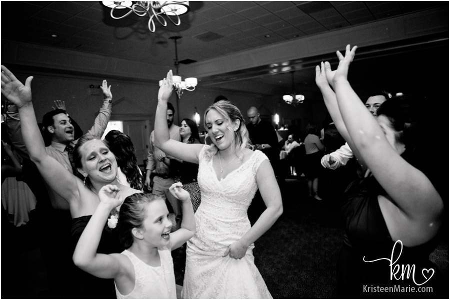raise the roof - we just got married