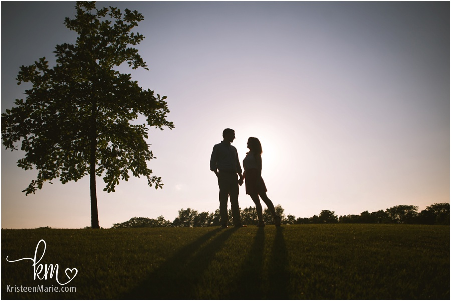 Indianapolis Engagement Photography by KristeenMarie
