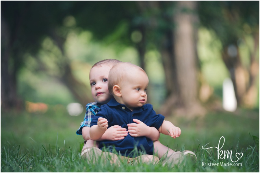 brothers - Indianapolis photographer KristeenMarie