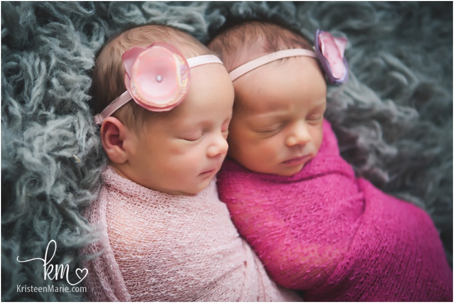 Newborn photography in Noblesville, IN