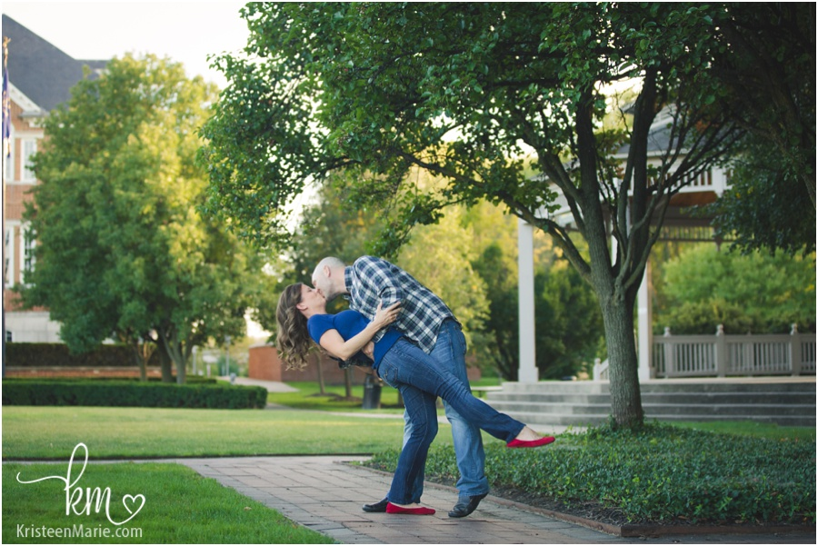 Indianapolis engaement and wedding photography by KristeenMarie Photography