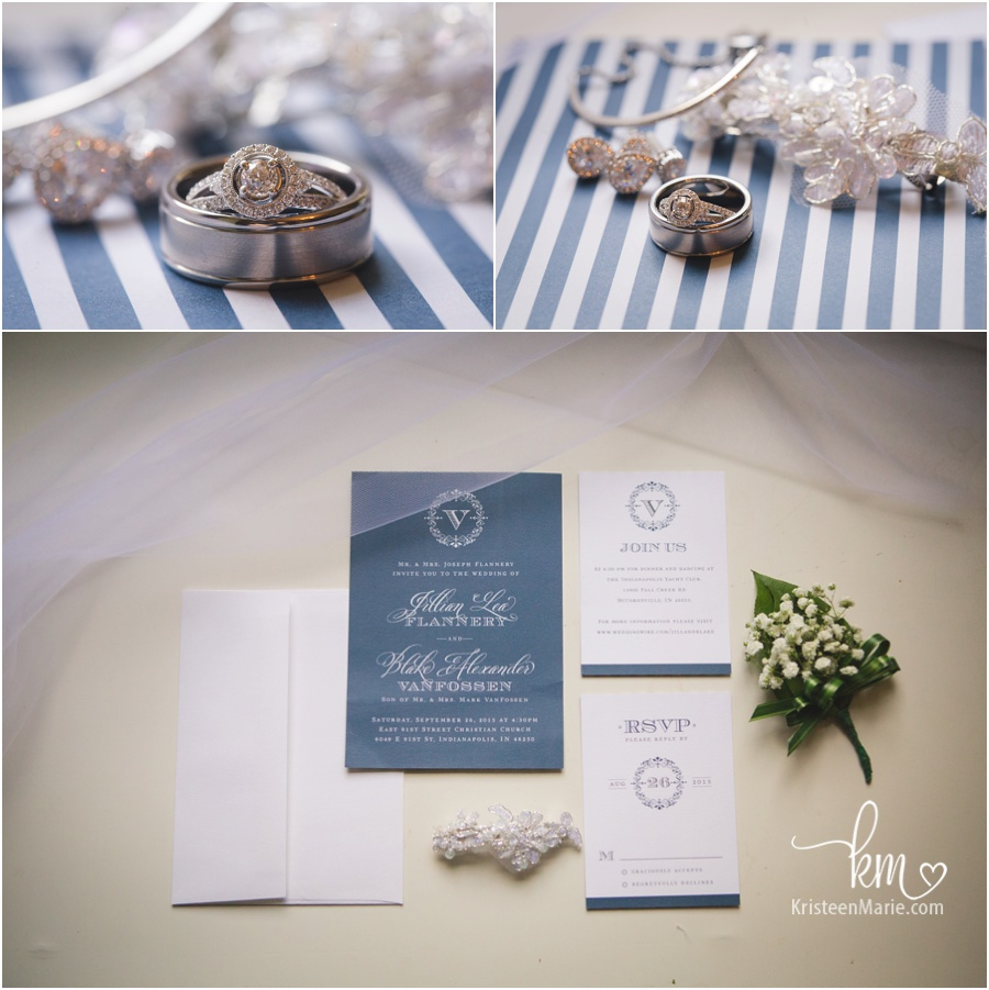 wedding jewlery and invites