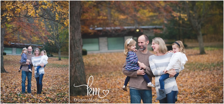 family Fall pictures in Indianapolis, IN