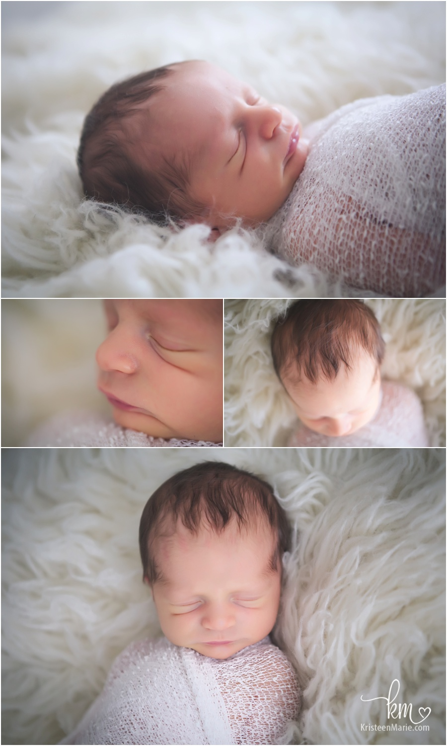 Baby Grayson - Fortville, Indiana Newborn Photographer