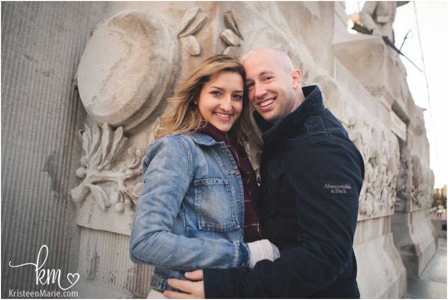 Indianapolis couple photographer