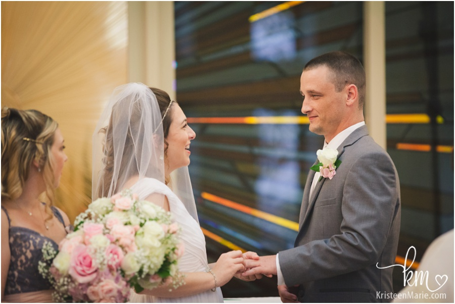 Westfiled, Indiana Wedding at St. Maria Goretti Catholic Church wedding