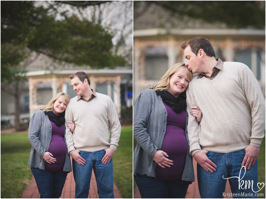 Zionsville maternity photography