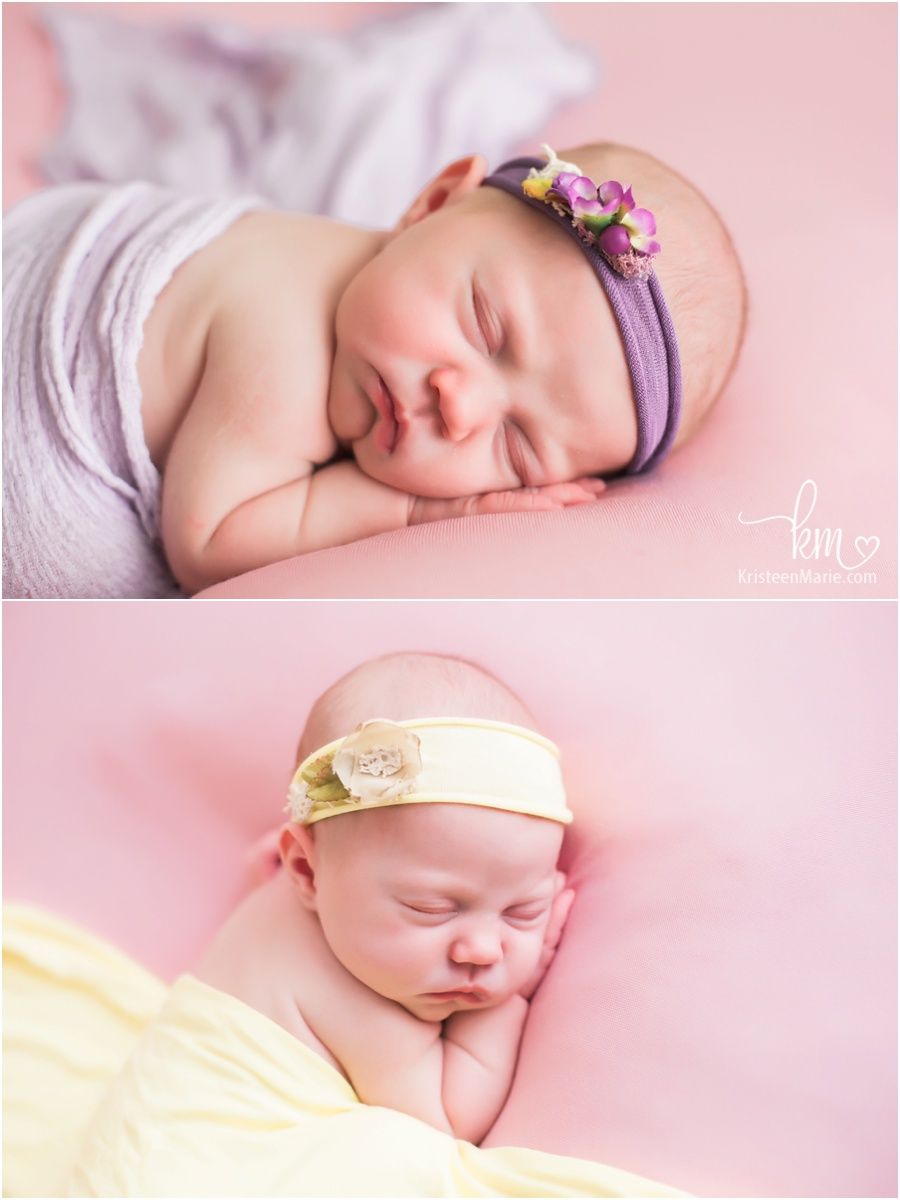 newborn photography in Carmel