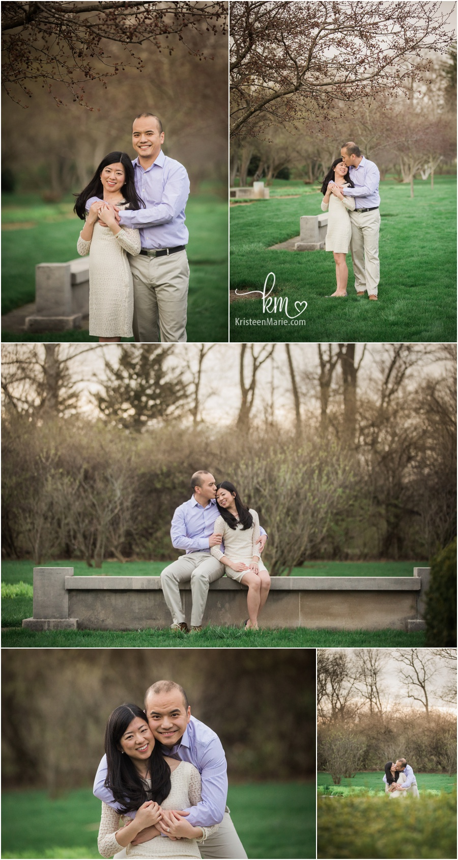 engaged to be married - copule photography in Indy