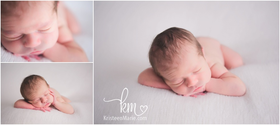 simple newborn photography
