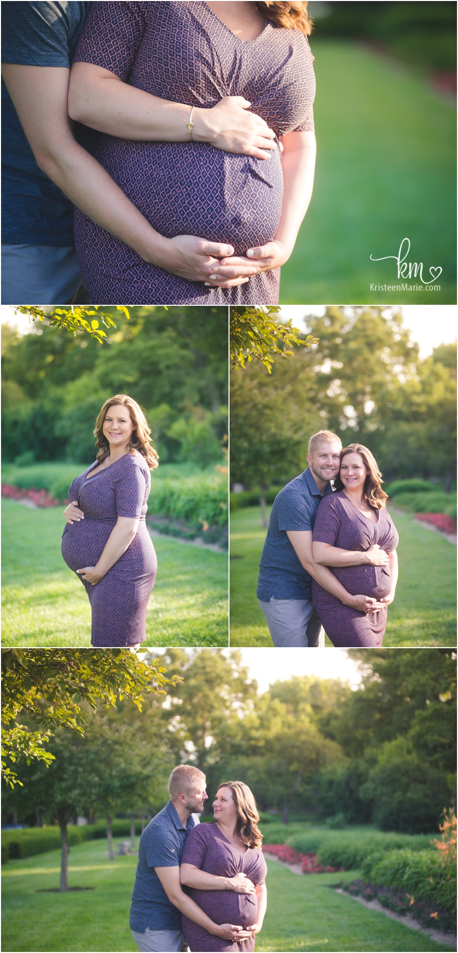 couple maternity photography