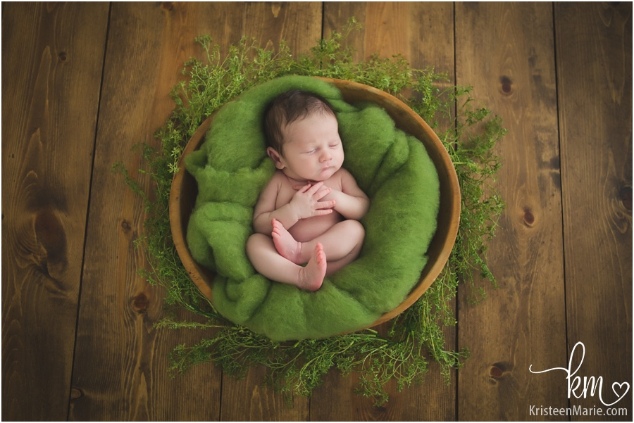 Carmel, Indiana newborn photographer