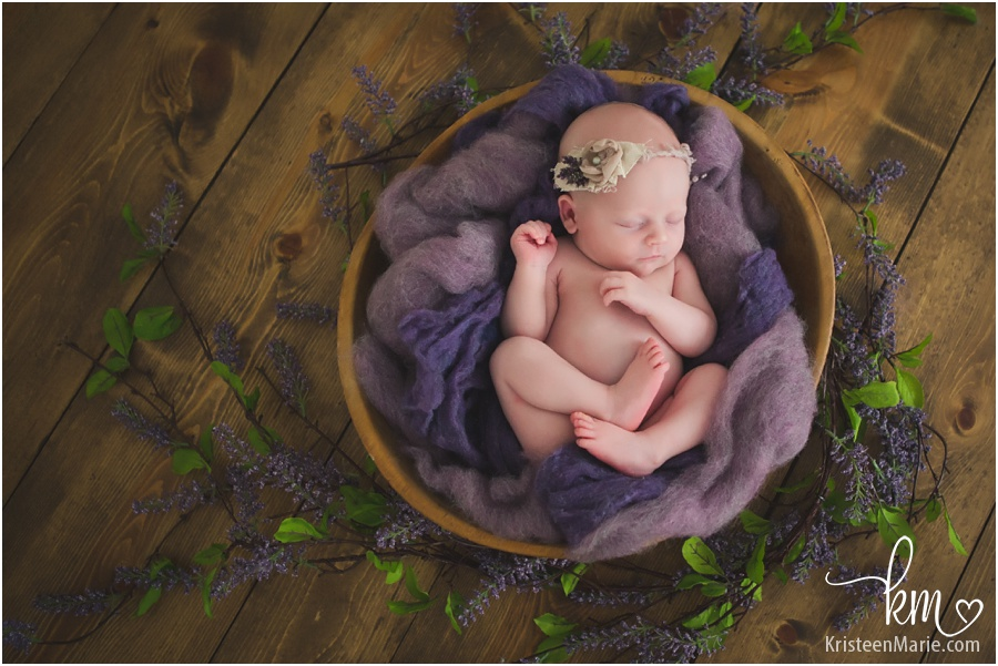 Zionsville Newborn Photographer