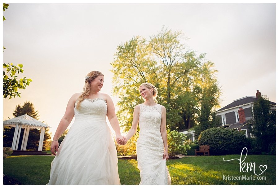 same sex wedding photographer in Indianapolis, IN